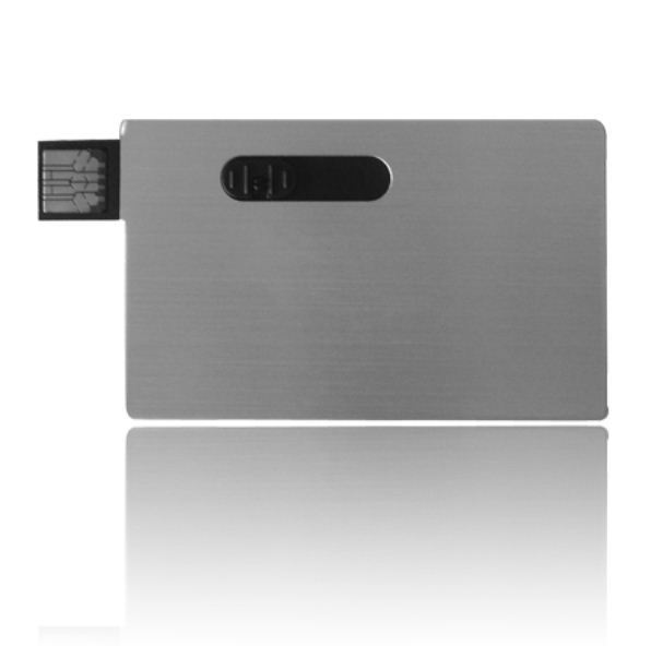 Aluminium Card 16 GB USB 2.0