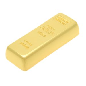 Gold bar 16 GB USB 2.0