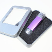 OTG Iridescent metallic 16 GB USB 2.0