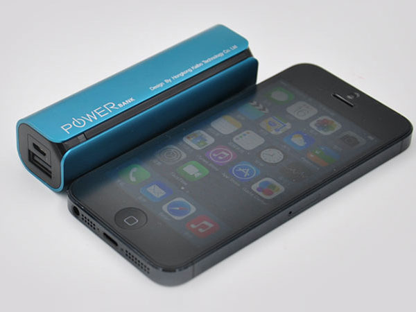 Sierra Power Bank 2600 mAh blue